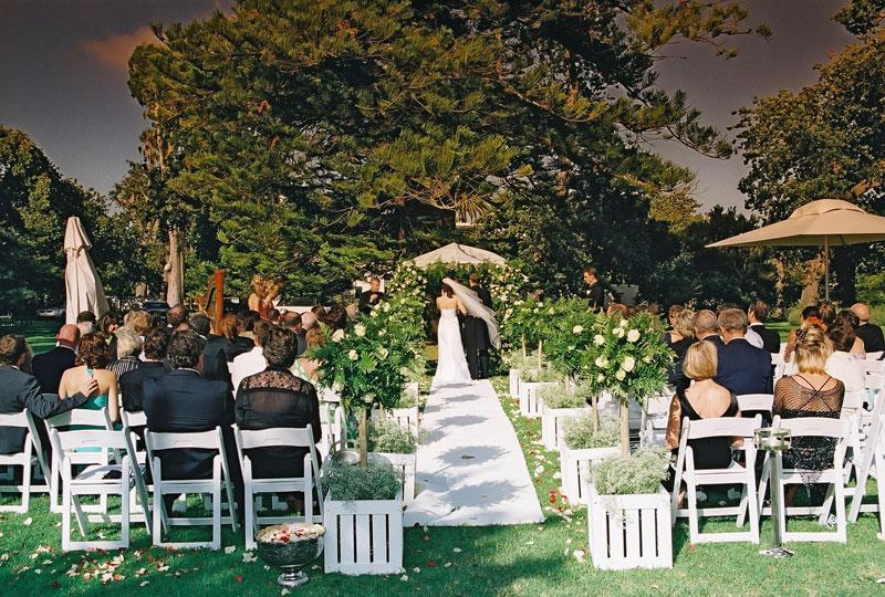 buitenverwachting weddings events wine farm